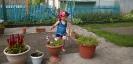 юный садовник