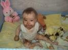 Один ребенок+ Пара конфеток и Несколько минут тишины= Пол дня уборки для мамы;))