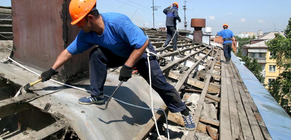 kapitalnyy remont krovli